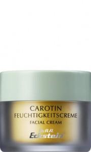 carotin-feuchtigkeitscreme